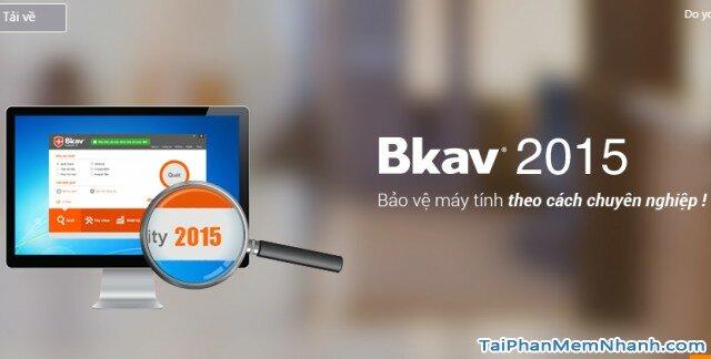 Giới thiệu phần mềm diệt virus miễn phí BKAV HOme