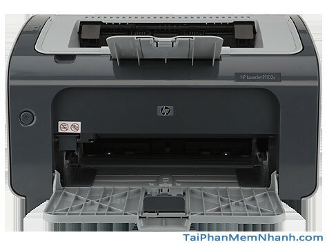 Tải driver HP Laserjet p1102w cho windows