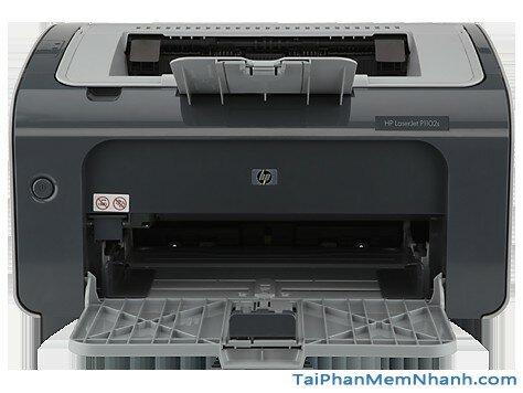 Tải driver máy in HP Laserjet p1102w nhanh
