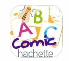 Hình 1 - Tải ABC Comic Capital Letters - Bảng chữ cái cho iPhone, iPad