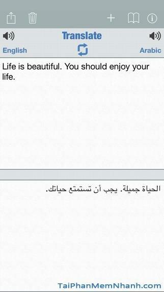 Hình 2 - Tải ứng dụng dịch văn bản Translator Pro+ cho iPhone, iPad