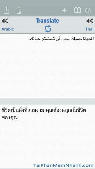 Hình 3 - Tải ứng dụng dịch văn bản Translator Pro+ cho iPhone, iPad