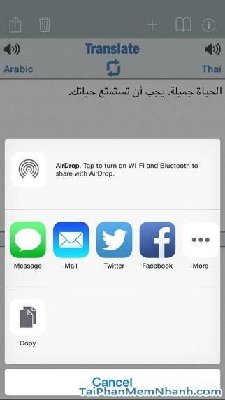 Hình 4 - Tải ứng dụng dịch văn bản Translator Pro+ cho iPhone, iPad