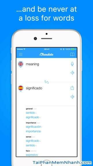 Hình 3 - Tải iTranslate - Ứng dụng biên dịch ngôn ngữ cho iPhone, iPad