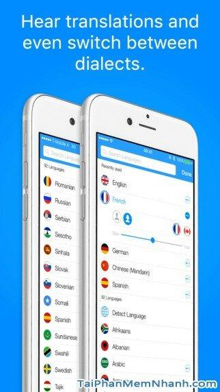 Hình 4 - Tải iTranslate - Ứng dụng biên dịch ngôn ngữ cho iPhone, iPad