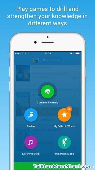 Hình 4 - Tải và cài đặt Memrise - Học hơn 100 ngôn ngữ cho điện thoại iphone
