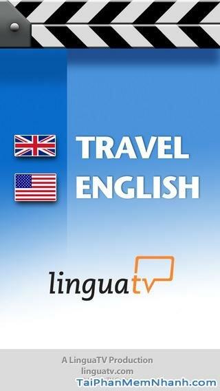 Hình 2 - Tải Travel English - Ứng dụng học tiếng anh du lịch cho iPhone