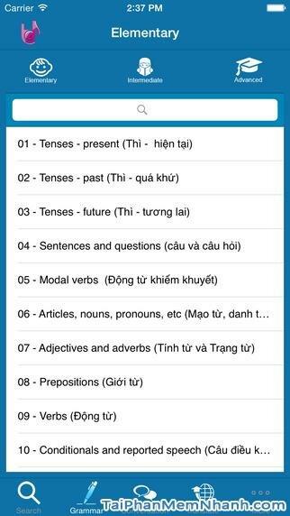 Hình 4 - Tải ứng dụng Từ điển tiếng anh lạc việt cho điện thoại iPhone, iPad