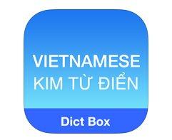 Tải Vietnamese English Dictionary – Từ điển Anh Việt cho iPhone