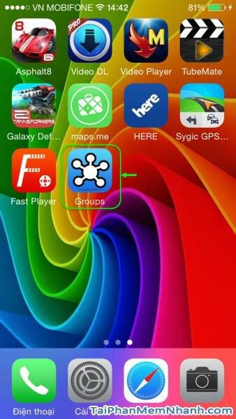 Hình 2 - Hướng dẫn xóa một hoặc nhiều danh bạ trên điện thoại iPhone