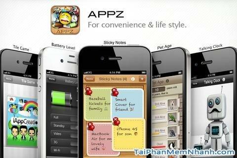 Hình 2 - Tải Free AppZ - Ứng dụng tra từ điển cho iPhone, iPad