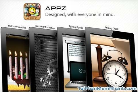Hình 3 - Tải Free AppZ - Ứng dụng tra từ điển cho iPhone, iPad