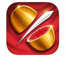 Hình 1 - Tải trò chơi chém trái cây Fruit Ninja cho iPhone, iPad