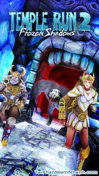 Hình 2 - Tải trò chơi truy tìm báu vật Temple Run 2 cho iPhone, iPad