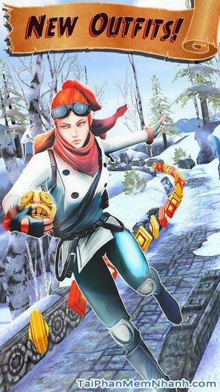 Hình 3 - Tải trò chơi truy tìm báu vật Temple Run 2 cho iPhone, iPad