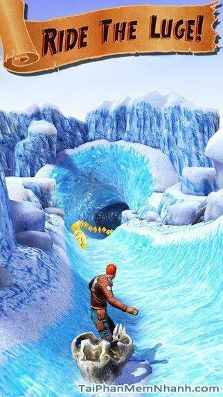 Hình 4 - Tải trò chơi truy tìm báu vật Temple Run 2 cho iPhone, iPad
