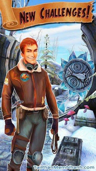 Hình 5 - Tải trò chơi truy tìm báu vật Temple Run 2 cho iPhone, iPad