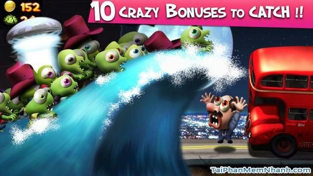 Hình 3 - Tải Zombie Tsunami - Game sóng thần cho iPhone, iPad