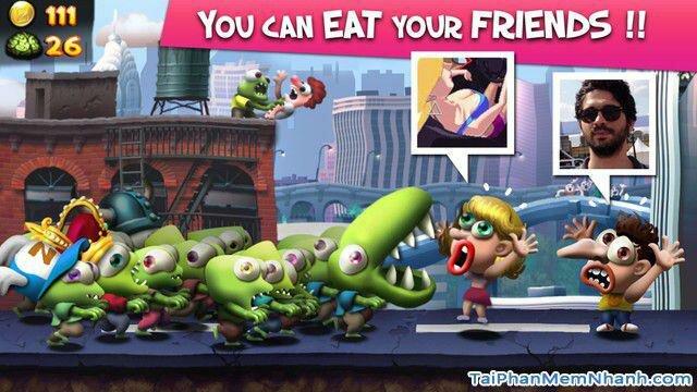 Hình 4 - Tải Zombie Tsunami - Game sóng thần cho iPhone, iPad