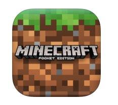 Hình 1 - Tải game xây dựng thế giới Minecraft cho iPhone, iPad