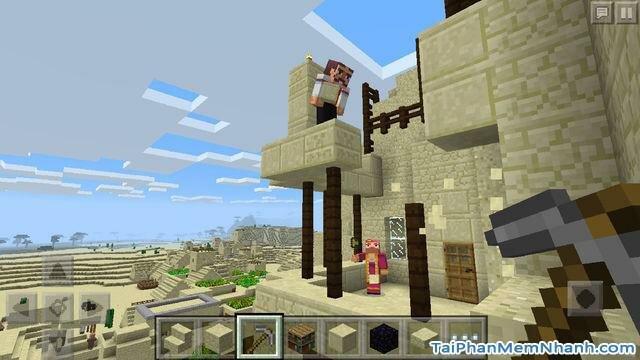 Hình 4 - Tải game xây dựng thế giới Minecraft cho iPhone, iPad