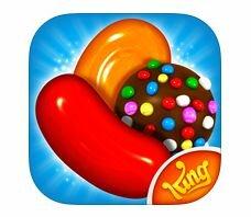 Hình 1 - Tải game kẹo ngọt Candy Crush Saga cho iPhone, iPad