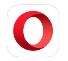 Hình 1 - Tải Opera Mini  - Ứng dụng lướt Web nhanh cho iPhone, iPad