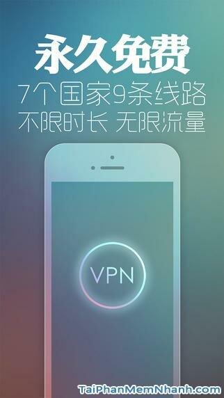 Hình 2 - Tải Super VPN - Ứng dụng lướt Web ẩn danh cho iPhone, iPad