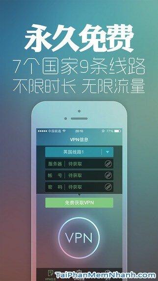 Hình 3 - Tải Super VPN - Ứng dụng lướt Web ẩn danh cho iPhone, iPad