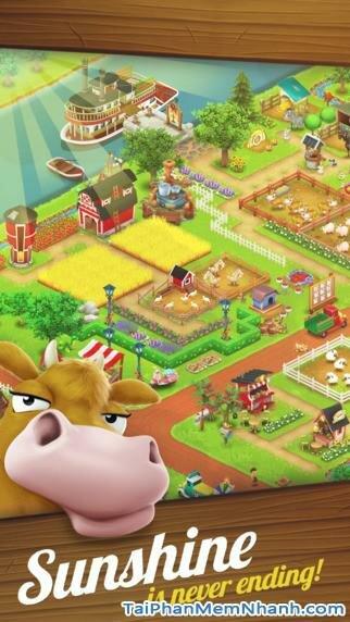 Hình 2 - Tải trò chơi nông trại Hay Day cho iPhone, iPad
