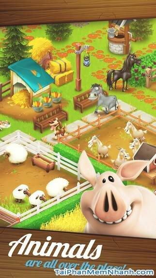 Hình 4 - Tải trò chơi nông trại Hay Day cho iPhone, iPad