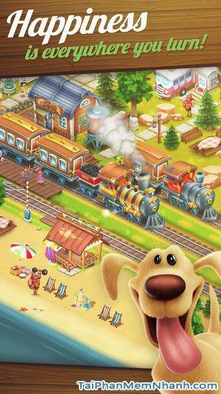 Hình 5 - Tải trò chơi nông trại Hay Day cho iPhone, iPad