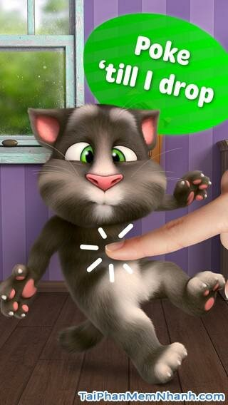 Hình 3 - Tải Talking Tom Cat 2 cho iPhone, iPad