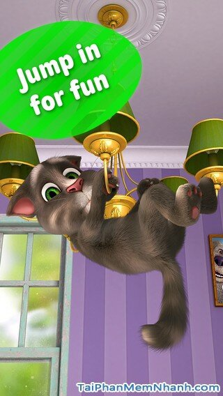 Hình 5 - Tải Talking Tom Cat 2 cho iPhone, iPad