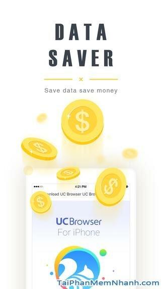 Hình 3 - Tải UC Browser - Ứng dụng trình duyệt tiếng Việt cho iPhone, iPad