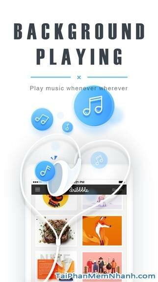 Hình 4 - Tải UC Browser - Ứng dụng trình duyệt tiếng Việt cho iPhone, iPad