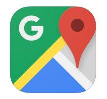 Hình 1 - Tải ứng dụng Xem bản đồ Google Maps cho iPhone, iPad