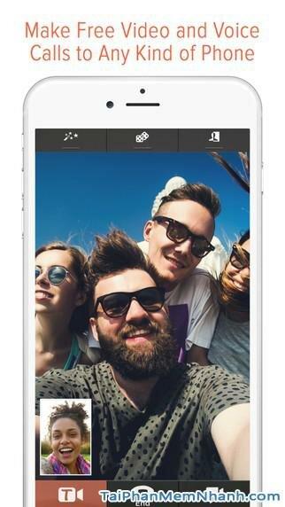 Hình 3 - Tải Tango - Ứng dụng nhắn tin, gọi điện thoại, video cho iPhone, iPad