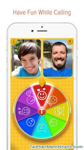 Hình 4 - Tải Tango - Ứng dụng nhắn tin, gọi điện thoại, video cho iPhone, iPad
