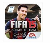 Hình 1 Tải trò chơi bóng đá FIFA 15 Ultimate Team cho iPhone, iPad