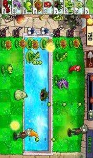 Hình 1 Tải game hoa quả nổi giận Plants & Zombies cho Windows Phone