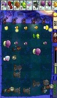 Hình 2 Tải game hoa quả nổi giận Plants & Zombies cho Windows Phone