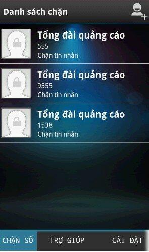 Hình 3 Tải ứng dụng chặn cuộc gọi và tin nhắn rác cho Android