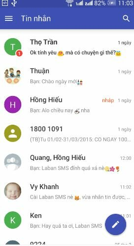 Hình 3 Tải Laban SMS - Ứng dụng chặn cuộc goi, tin nhắn rác cho Android