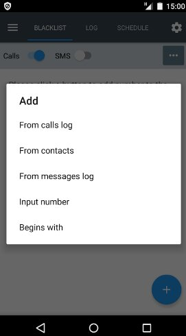 Hình 4 Tải ứng dụng chặn tin nhắn rác, cuộc gọi Calls Blacklist cho Android