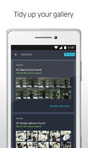 Hình 4 Tải AVG Cleaner - Phần mềm xóa các tập tin, dọn dẹp rác cho Android