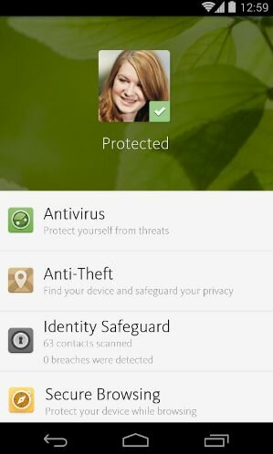 Hình 2 Tải Avira - Phần mềm ngăn chặn virus tấn công cho Android