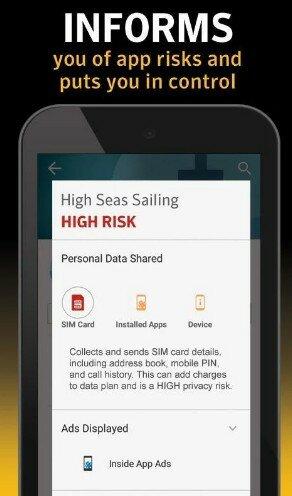 Hình 5 Tải phần mềm bảo vệ dữ liệu, diệt virut Norton Security antivirus cho Android