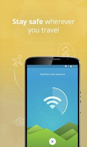 Hình 5 Tải phần mềm bảo vệ điện thoại, diệt virut Avast Mobile Security cho Android