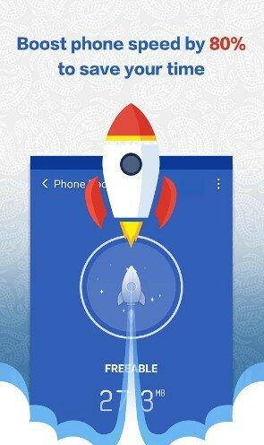 Hình 2 Tải phần mềm Clean Master - Tăng tốc độ điện thoại Android